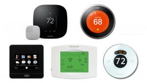 Сравнение лучших умных термостатов 2016 года