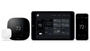 Умный термостат Ecobee3 на базе HomeKit от Apple