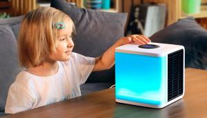 Evapolar Air Cooler – естественное кондиционирование воздуха через USB-кабель