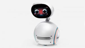 Zenbo Asus: очаровашка робот для вашего умного дома