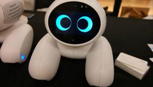 Домашний робот Domgy знает хозяина в лицо и охраняет дом