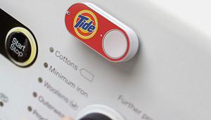 Заказ товаров простым нажатием кнопки Amazon Dash Button