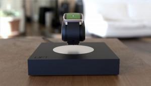 Lift заряжает Smartwatch в парящем состоянии