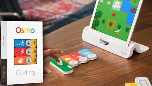 Программирование для детей с конструктором OSMO Coding