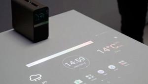 Xperia Touch от Sony Mobile: новое видение смарт-развлечений