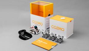 Робот-игрушка Cozmo – самый милый помощник в мире