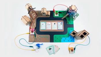 Qmod легко превращает детей в специалистов по энергетике