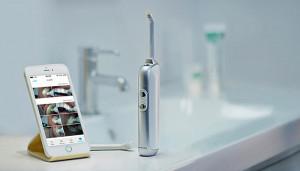 Умная зубная щетка Prophix от Onvi с функцией видеосъемки