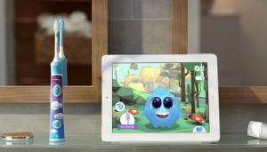 Детская зубная щетка Philips Sonicare for Kids