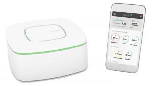 Nuvap N1 и N1R – умный экологический мониторинг в четырех стенах