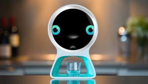 Pillo - умный робот для выдачи лекарственных препаратов