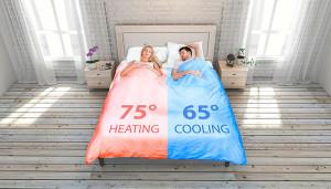 Smartduvet: умное одеяло, которое держит тепло