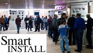 Академия Smart Install на выставке Hi-Fi & High End Show 2018