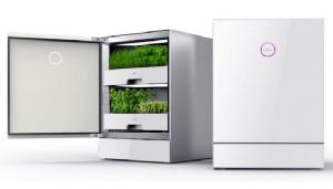 Комнатный огород plantCube 4.0 – умный гаджет-агроном