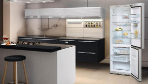 Холодильник Bosch KGN36HI32 - управление через приложение