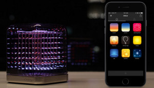 Светодиодные лампы с 3D смайликами Tittle Light