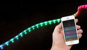 Светодиодная лента Ilumi Smartstrip c беспроводной сетью Mesh