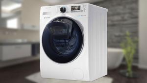 С внедрением AddWash компания Samsung улучшает стиральные машины