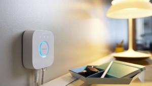 Умные лампы Philips Hue, управляемые приложением Siri