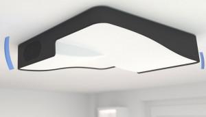 Умная система подсветки Badio – музыка и светодиодное освещение в вашей ванной комнате
