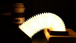 Складной светильник Оrilamp будит детские воспоминания