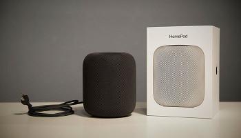 Philips демонстрирует связь между Apple Homepod и Hue