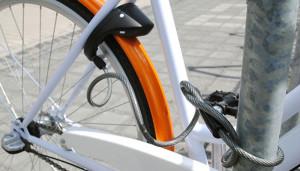 I LOCK IT – умный велосипедный замок с Bluetooth