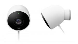 Элегантно и безопасно – Nest Cam Outdoor держит ваш дом в поле зрения