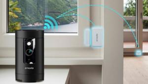 Pivot от компании Zmodo – камера, датчик и сетевой концентратор в одном устройстве