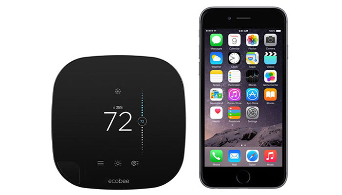 Smart Wi-Fi Thermostat Apple