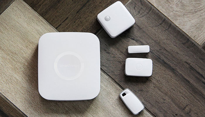 Умный дом Samsung SmartThings